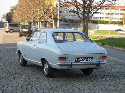 1970 Opel Kadett Sedan Fastback LS For Sale (picture 3 of 6)