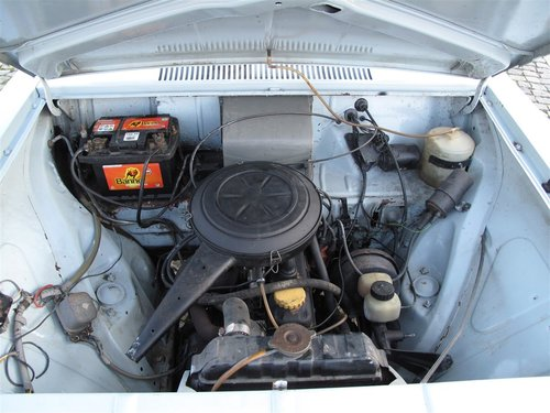 1970 Opel Kadett Sedan Fastback LS For Sale (picture 5 of 6)