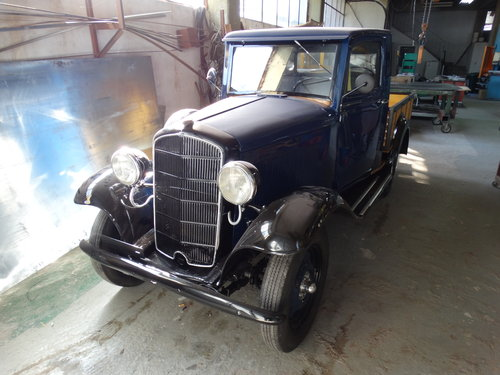 1938 Adam Opel AG P4 1.1lt Type 1126 Truck, fully restored For Sale (picture 1 of 6)