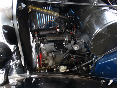 1938 Adam Opel AG P4 1.1lt Type 1126 Truck, fully restored For Sale (picture 3 of 6)
