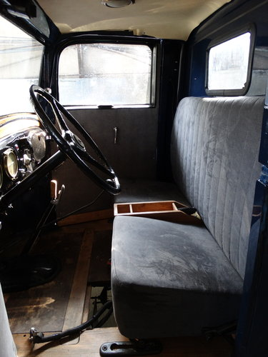 1938 Adam Opel AG P4 1.1lt Type 1126 Truck, fully restored For Sale (picture 5 of 6)