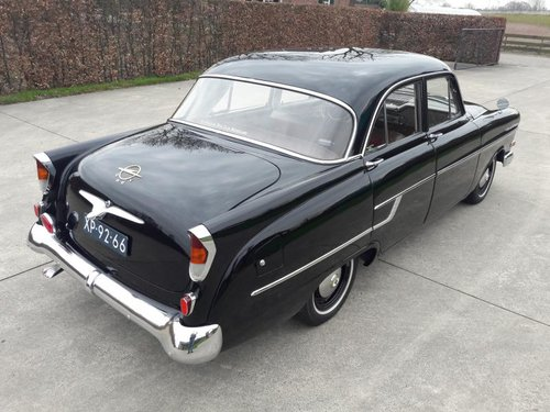 OPEL KAPTEIN 1958 PERFECT RESTORED CONDITION SOLD (picture 4 of 6)