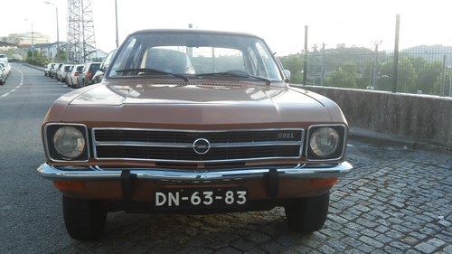 OPEL 1604 s (1973) For Sale (picture 1 of 6)