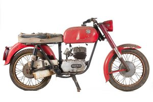 C.1965 OSSA 160T (SEE TEXT) (LOT 554) For Sale by Auction