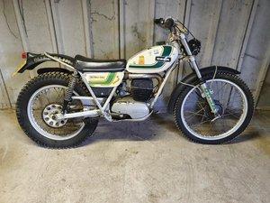 1975 Ossa MAR, 244 cc.