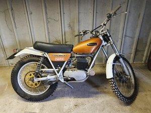 1975 Ossa Explorer, 250 cc.