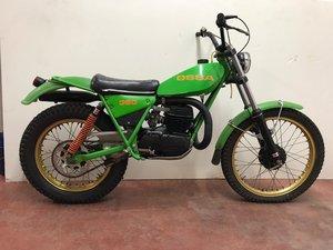 Ossa trial green full restored