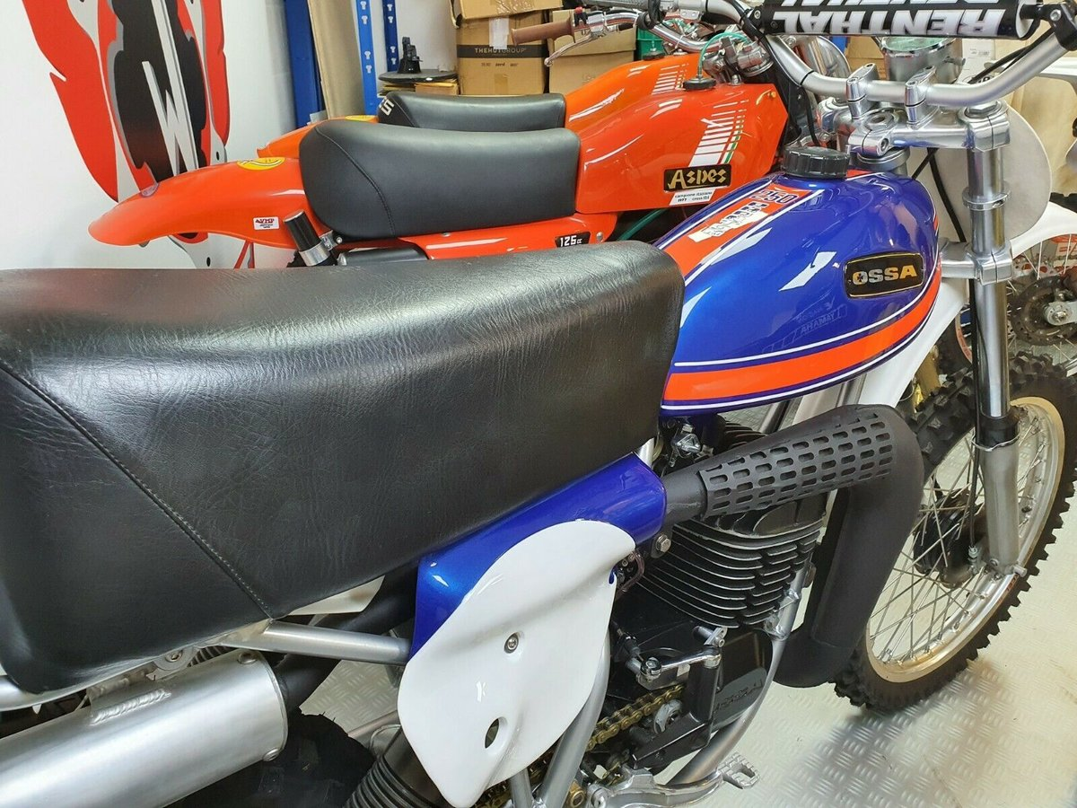 1976 Ossa phantom gp2, enduro classic twinshock For Sale (picture 3 of 12)