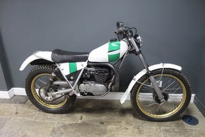 Picture of 1980 OSSA Verde 250 cc Matching Numbers , Registered For Sale
