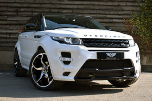 2014 Overfinch Evoque SD4 Dymanic Lux AWD FSH+Complete spec For Sale