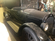 1915 Overland CONVERTIBLE = Rare + Restored Driver $29k For Sale