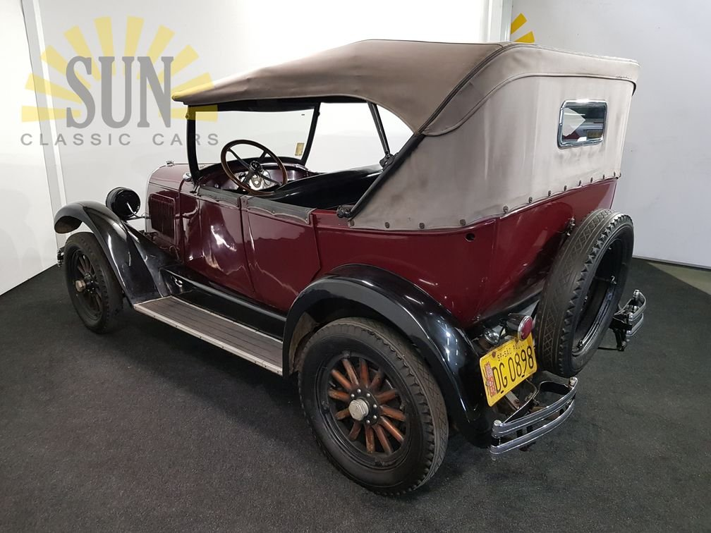 Overland Whippet 1927, collectors item For Sale (picture 4 of 6)
