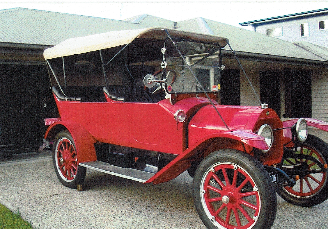 1914 Overland Tourer. Fully restored. For Sale (picture 5 of 6)