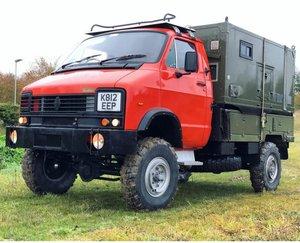 Rb44 overland camper