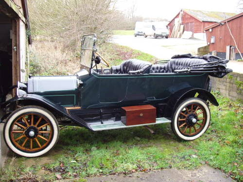 1913 Overland 79TE 4-seat tourer For Sale (picture 1 of 6)