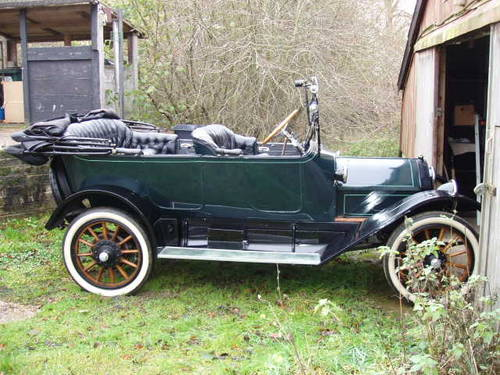 1913 Overland 79TE 4-seat tourer For Sale (picture 2 of 6)