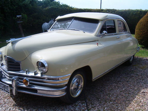 Packard 8 1948 manual 3 speed LHD PRICE RECUCED For Sale (picture 2 of 6)