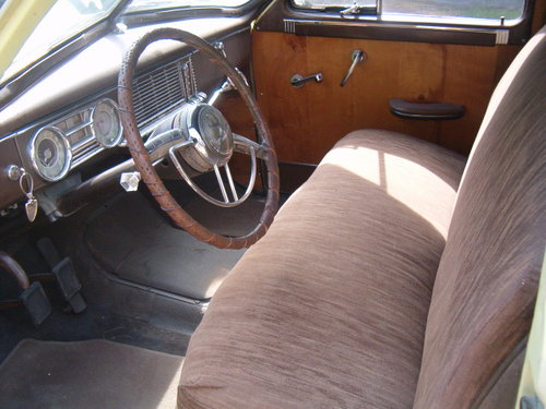 Packard 8 1948 manual 3 speed LHD PRICE RECUCED For Sale (picture 4 of 6)