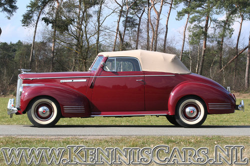 Packard 1941 Victoria 110 Convertible For Sale (picture 4 of 6)