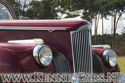 Packard 1941 Victoria 110 Convertible For Sale (picture 5 of 6)