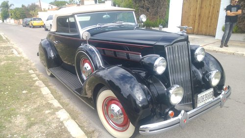 1935 Packard 120 series sport cabriolet For Sale (picture 1 of 6)