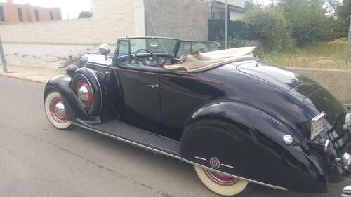1935 Packard 120 series sport cabriolet For Sale (picture 5 of 6)