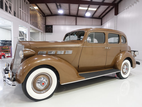 1937 Packard 120 Touring Sedan For Sale (picture 1 of 6)