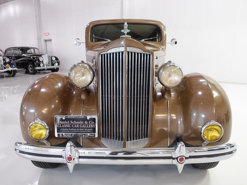 1937 Packard 120 Touring Sedan For Sale (picture 2 of 6)