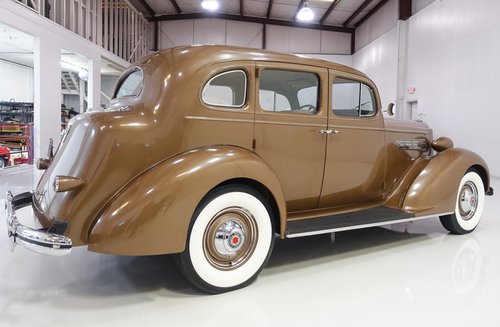 1937 Packard 120 Touring Sedan For Sale (picture 3 of 6)