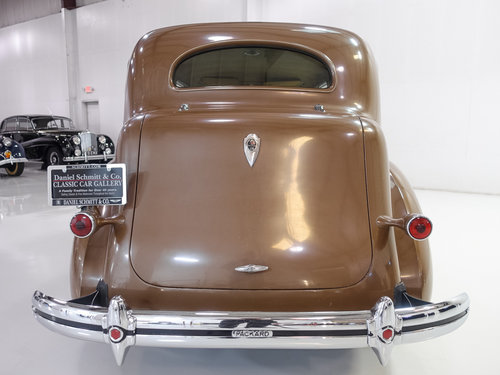 1937 Packard 120 Touring Sedan For Sale (picture 4 of 6)