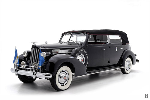 1939 PACKARD SUPER EIGHT PHAETON For Sale (picture 1 of 6)