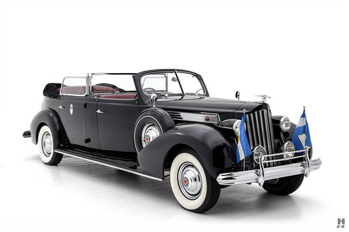 1939 PACKARD SUPER EIGHT PHAETON For Sale (picture 2 of 6)