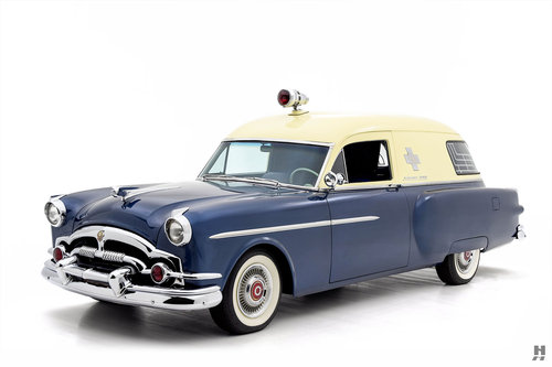 1954 PACKARD CLIPPER AMBULANCE For Sale (picture 1 of 6)