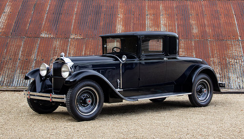 1929 PACKARD 640 RUMBLE SEAT COUPE For Sale (picture 1 of 6)