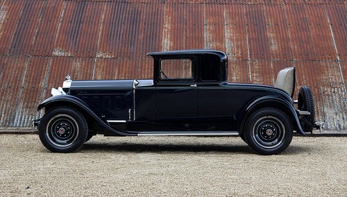 1929 PACKARD 640 RUMBLE SEAT COUPE For Sale (picture 2 of 6)