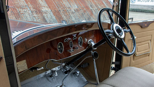 1929 PACKARD 640 RUMBLE SEAT COUPE For Sale (picture 4 of 6)