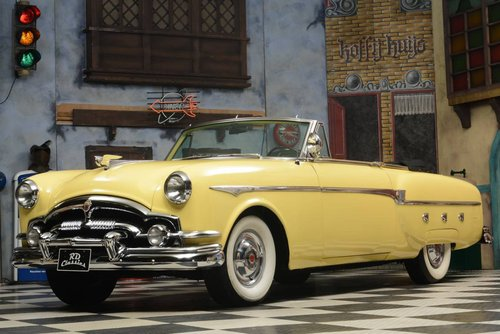1953 Packard Series 2631 Convertible Coupe / Sehr Selten! For Sale (picture 1 of 6)