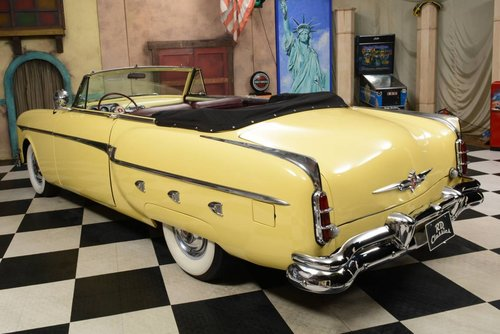 1953 Packard Series 2631 Convertible Coupe / Sehr Selten! For Sale (picture 2 of 6)