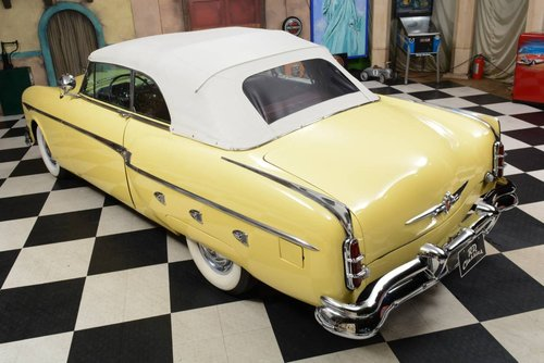 1953 Packard Series 2631 Convertible Coupe / Sehr Selten! For Sale (picture 4 of 6)