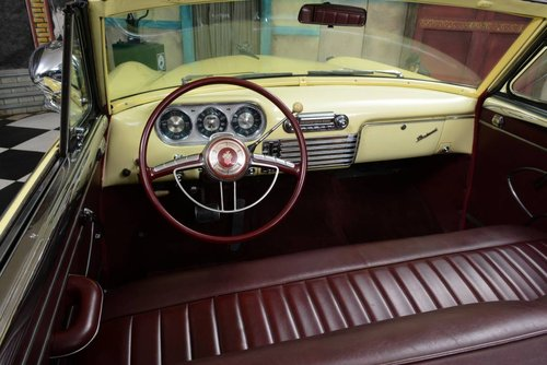 1953 Packard Series 2631 Convertible Coupe / Sehr Selten! For Sale (picture 5 of 6)