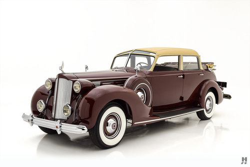 1938 PACKARD TWELVE TOURING CABRIOLET For Sale (picture 1 of 6)