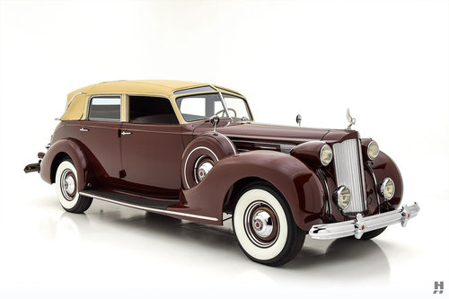 1938 PACKARD TWELVE TOURING CABRIOLET For Sale (picture 2 of 6)