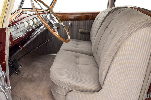 1938 PACKARD TWELVE TOURING CABRIOLET For Sale (picture 3 of 6)