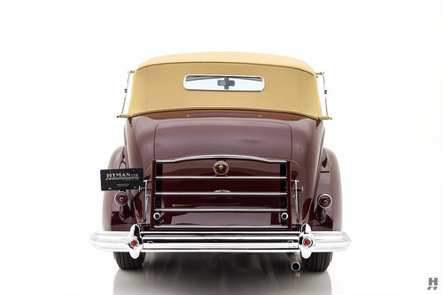 1938 PACKARD TWELVE TOURING CABRIOLET For Sale (picture 6 of 6)
