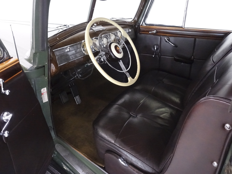 1939 Packard Twelve Convertible Sedan For Sale (picture 3 of 6)