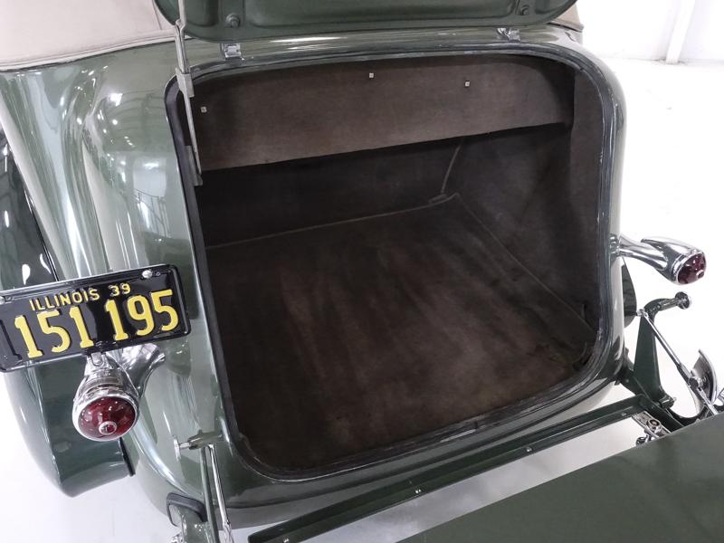 1939 Packard Twelve Convertible Sedan For Sale (picture 5 of 6)