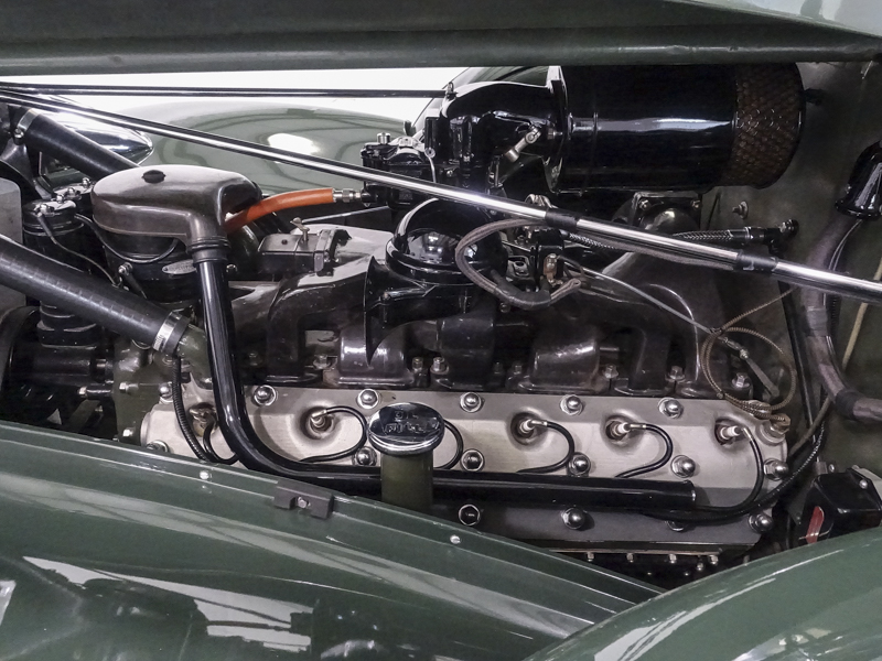 1939 Packard Twelve Convertible Sedan For Sale (picture 6 of 6)