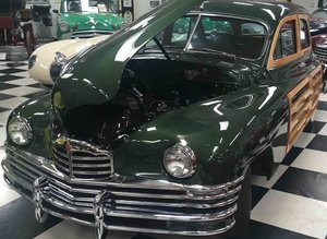 1948 Packard Woodie Wagon series 22=  Winner at Hilton Head  For Sale