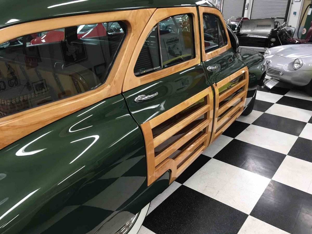1948 Packard Woodie Wagon series 22=  Winner at Hilton Head  For Sale (picture 2 of 6)