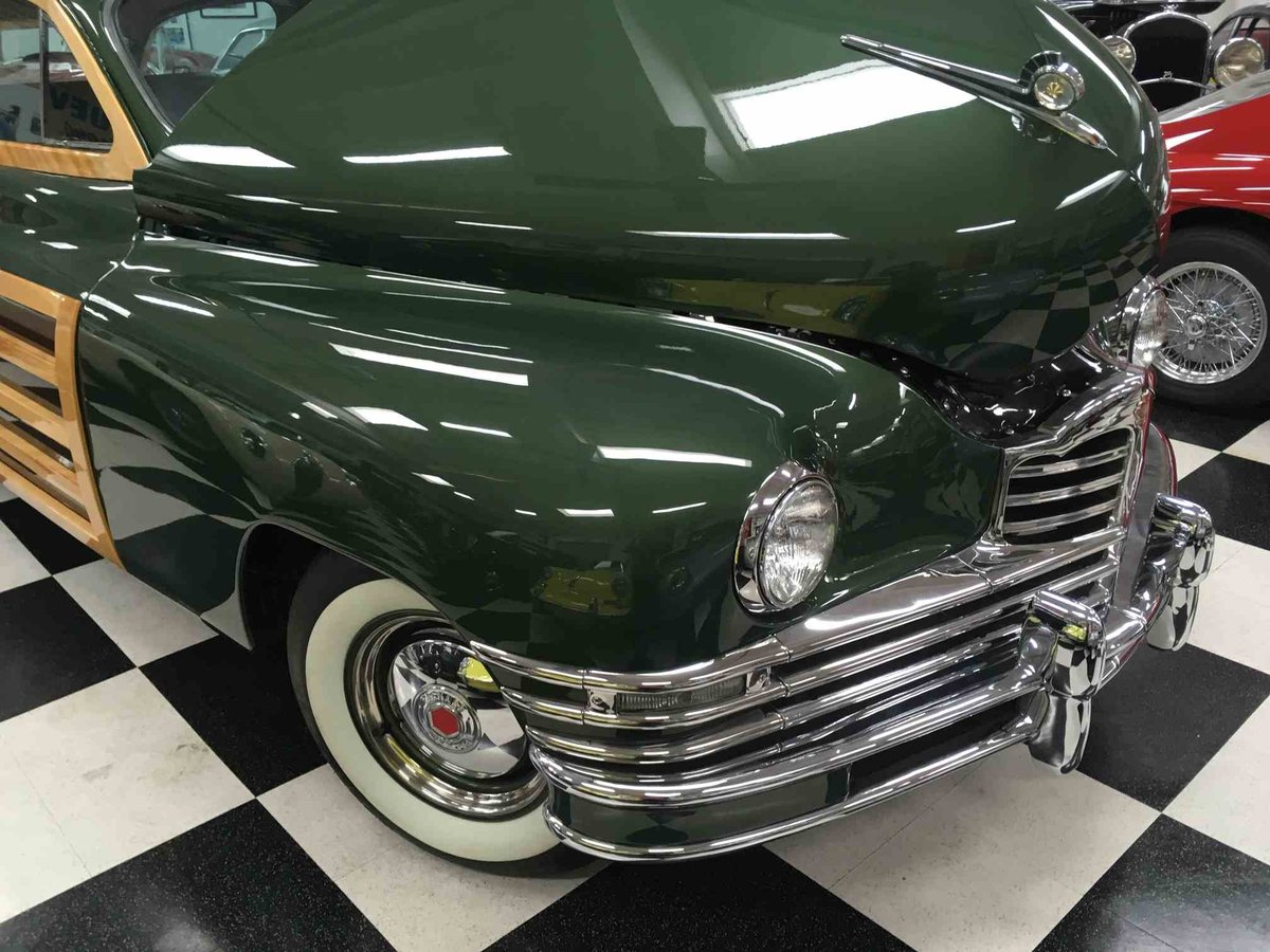 1948 Packard Woodie Wagon series 22=  Winner at Hilton Head  For Sale (picture 6 of 6)